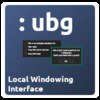 Local Windowing Interface