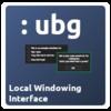 Local Windowing Interface