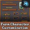 Farm Character Customization