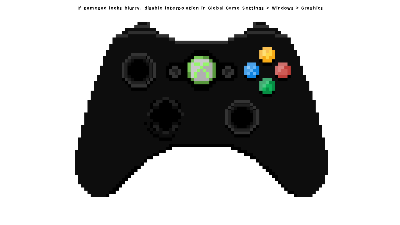Virtual Gamepad by Unknown | GameMaker: Marketplace