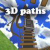 Paths in 3D