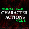 Character Actions Audio Pack